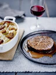 cuisiner paleron paleron de bœuf de chalosse braisé au vin de tursan gratin de