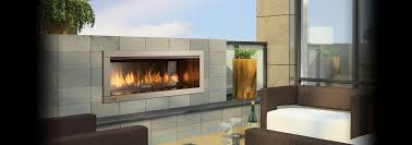 lovely decoration outdoor gas fireplace insert 42 system