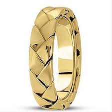 mens yellow gold wedding bands unique gold wedding bands for men