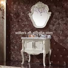 Shabby Chic Bathroom Vanity Unit by Classical Shabby Chic Wood Carved Bathroom Vanity Units Antique