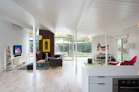 sunny renovation of an eichler great room dwell
