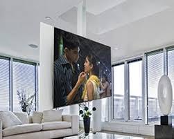 porta tv soffitto staffe tv motorizzate a soffitto maior皰 serie flip e lift bracci