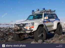 nissan patrol four wheel drive nissan patrol suv of the lögreglan icelandic