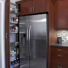 fridge that looks like cabinets ikea kitchen cabinet sizes pdf refrigerator cabinet surround make