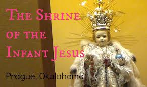 the shrine of the infant jesus prague oklahoma youtube