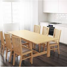 ikea norden extendable dining table aptdeco