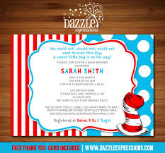 dr seuss baby shower invitations printable dr seuss inspired baby shower invitation cat in the