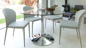 round glass top pedestal dining table pedestal glass table view in gallery round glass top pedestal table