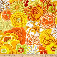 kaffe fassett home decor fabric kaffe fassett spring 2017 bekah yellow accent colors and fabrics