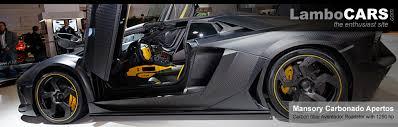 lamborghini aventador lp1250 4 mansory carbonado aventador carbonado apertos by mansory the on lambocars com