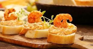 canapé tarama 15 recettes de toasts de noël ludiques cuisine az