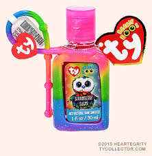 licensed boo anti bacterial hand sanitizers
