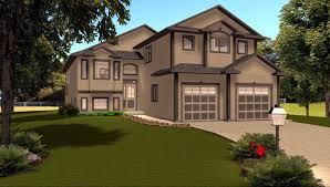 bi level home plans garage house designs split level garage house plans home design