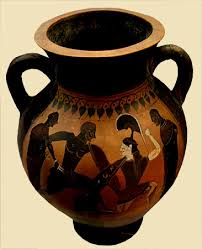 Greek Black Figure Vase Painting Mcmanus Images Index Xi