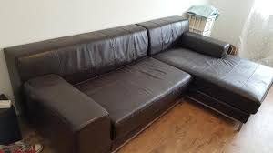 ikea sofa gebraucht ledercouch braun gebraucht jject info