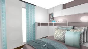 chambre parentale taupe chambre taupe et bleu avec couleur chambre parentale et decoration