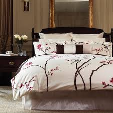 inspired bedding bedroom decorating trends feminine asian and bedrooms