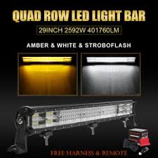 30 led light bar combo 30 inch 29inch led fog light bar combo offroad boat jeep truck