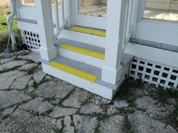 Step Edging For Laminate Flooring Yellow Stair Tread Step Nosing Profile Pinterest Stair Treads