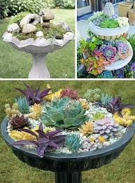 24 creative garden container ideas with pictures small plants