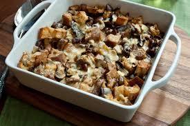 thanksgiving casseroles recipes mixed mushroom casserole recipe chowhound