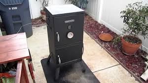 Brinkmann Smoke N Grill Professional Smoker by Brinkmann Vertical Smoker Mods Youtube
