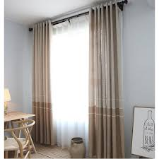 Dining Room Curtains Burlap Patterned Tall Apartment Dining Room Curtains