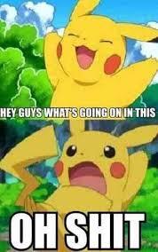 Funny Pikachu Memes - e63d37ba73166b0e7386aa387f8fa011 jpg 313纓500 pixels nerd stuff