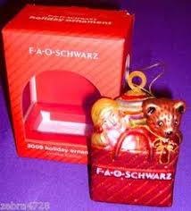 fao schwarz 150th anniversary collectible ornament fao soldier