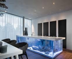 unique kitchens aquarium kitchen islands unique kitchen counter
