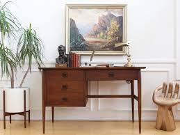 Bassett Writing Desk Century Modern Writting Office Desk By Bassett Furniture Co No 382