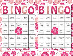 100 baby shower bingo cards printable party baby