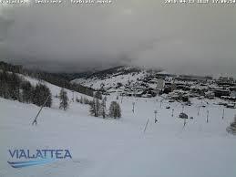 via lattea web snow depth sauze d oulx via lattea weather ski