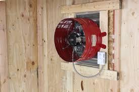 valencia attic fan installation whole house fan man