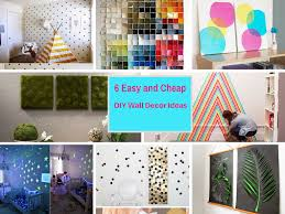 Easy Cheap Home Decorating Ideas by 35 Extremely Cheap Home Decor 6 Extremely Easy And Cheap Diy