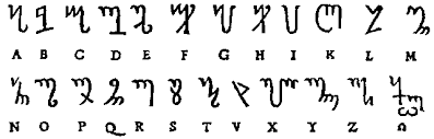 proposal to add the theban alphabet to iso iec 10646