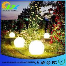 floating pool ball lights free shipping led globe light 50cm led floor garden light led