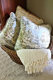 Restoration Hardware Throw Savvy Southern Style Creating French Country Style With Fabrics