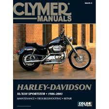 amazon com clymer harley davidson xl xlh sportster 1986 2003