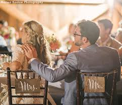 mr and mrs wedding signs mr mrs hanging signs ae creative