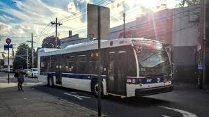 sound recording mta nyc bus 2015 nova bus lfs 40 foot diesel 8097