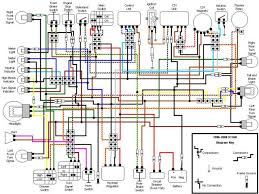 wiring diagram for yamaha fzr 600 wiring diagram and schematic
