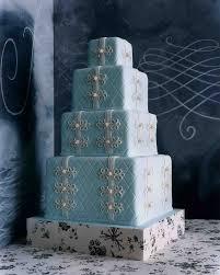 blue and purple wedding blue and purple wedding cakes martha stewart weddings