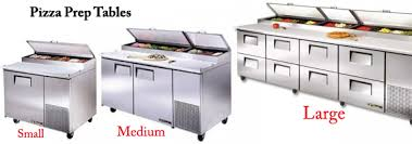 Pizza Prep Tables Pizza Prep Table Buying Guide