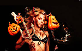 of halloween hd wallpaper