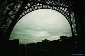 Beautiful Eiffel Tower by Curve Ii Eiffel Tower