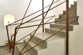ringhiera fai da te corrimano per scale interne in legno struttura per parapetti in