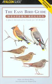 the easy bird guide western region a quick identification guide
