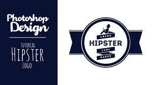 membuat logo kelas dengan photoshop photoshop membuat logo hipster vintage retro design indonesian