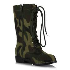 Green Army Man Halloween Costume Boys Combat Boots Ebay